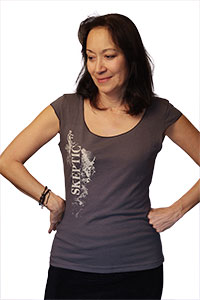 Women's Sheer Jersey 2-sided Tops