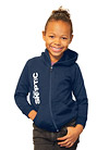 Unisex Kids' Flex Fleece Zip Hoodies